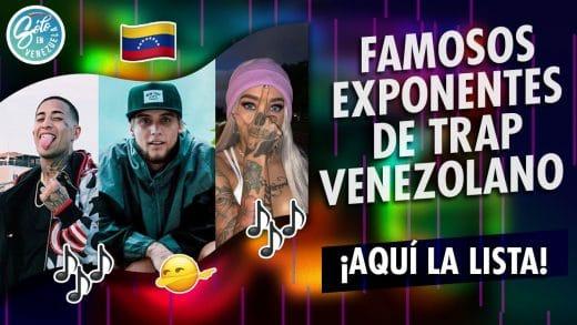 trap venezolano