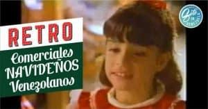 RETRO comerciales navideños venezolanos