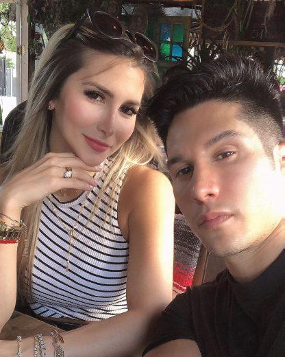 famosas parejas venezolanas