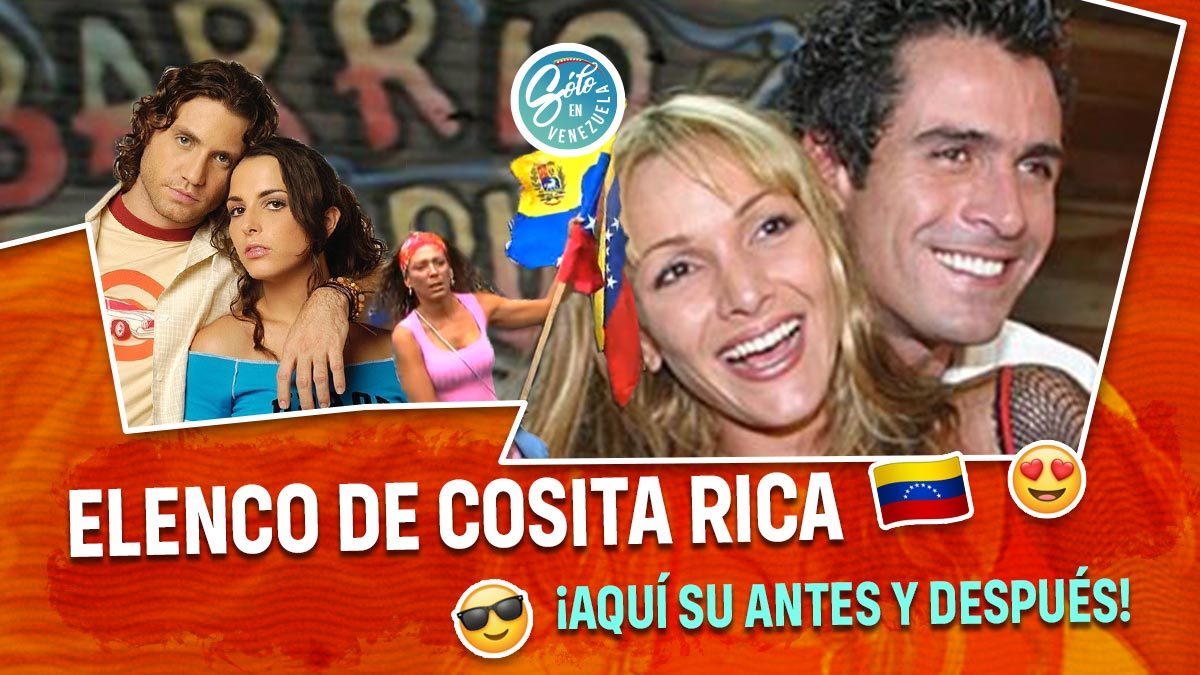 Cosita Rica telenovela