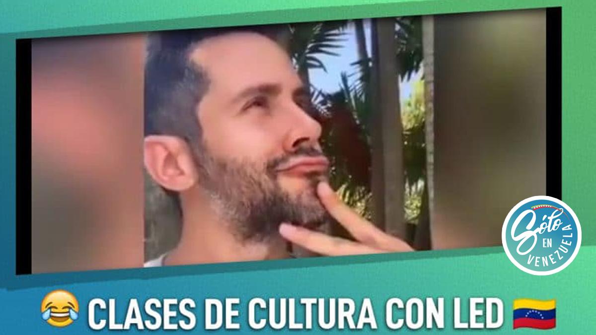 led varela y la cultura venezolana