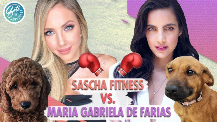 pelea de Sascha Fitness y De Faría