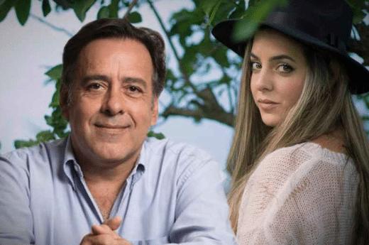 Corina Smith y Roberto Smith