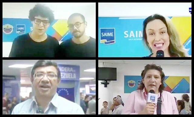 famosos-saime-venezuela