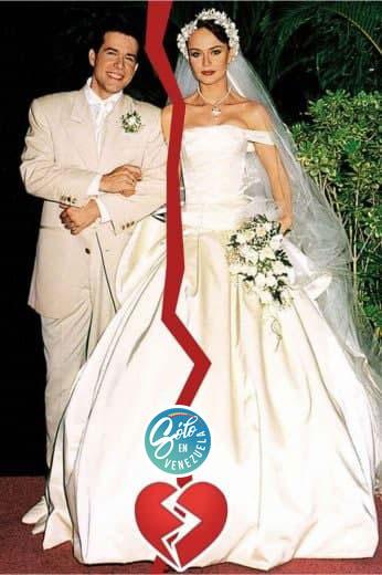 famosas venezolanas que se casaron