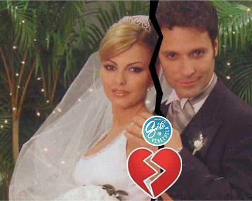 famosos venezolanos que se casaron