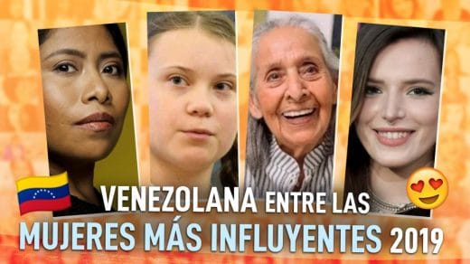 Latinas influyentes del mundo 2019