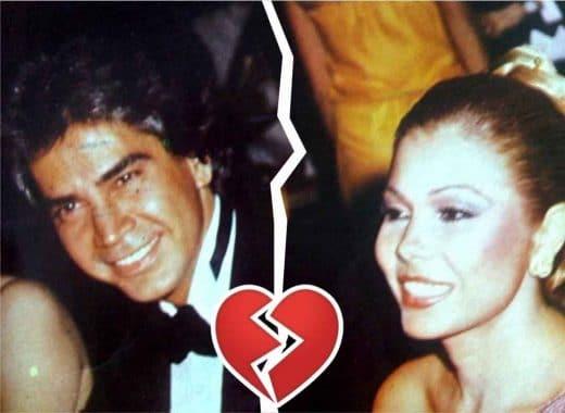 Parejas famosas venezolanas que se separaron Lila y el Puma