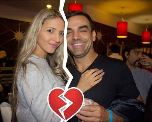 asier cazalis y Auri Castillo Parejas se divorcian