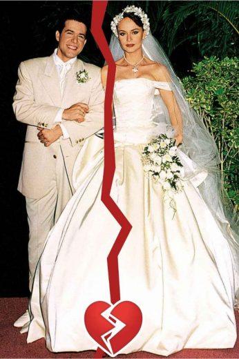 parejas famosas venezolanas que terminaron su relación