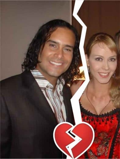 escandalo de parejas famosas venezolanas que se separaron