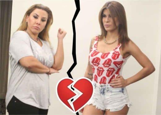 escandalos de parejas famosas venezolanas que se separaron