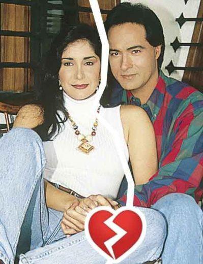 Viviana Gibelli y Jean Carlos Simancas - Parejas famosas venezolanas que se divorciaron