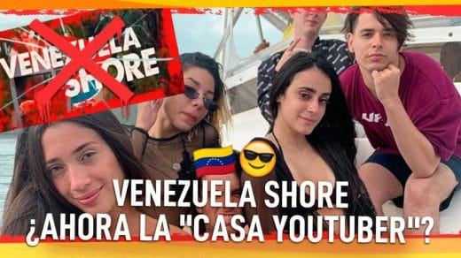 Venezuela shore cambia de nombre a la casa youtuber