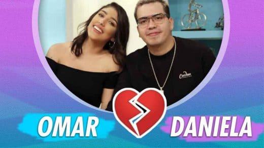 Daniela Barranco y Omar Koonze