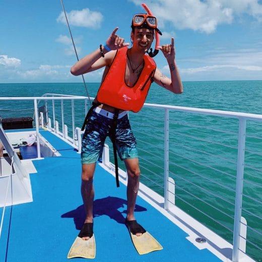 hobbies de danny ocean