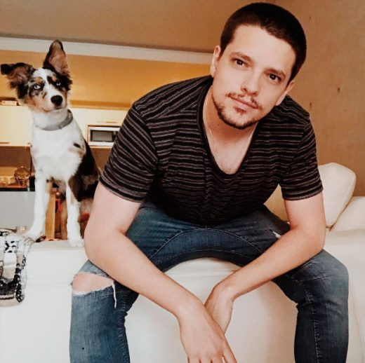 lasso y su mascota