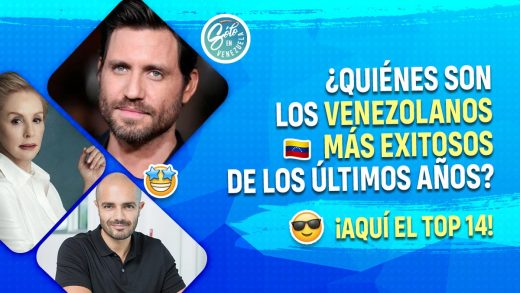 venezolanos influyentes en el mundo