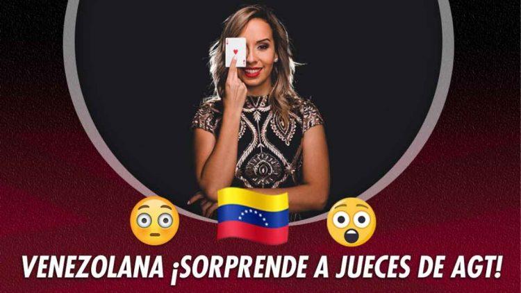 dania díaz venezolana en America's Got Talent