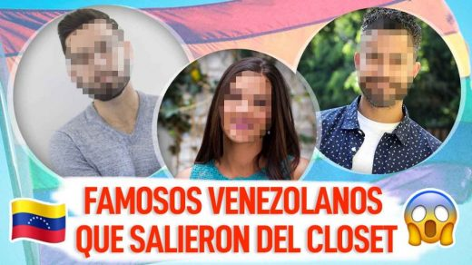 que famosos venezolanos salieron del closet