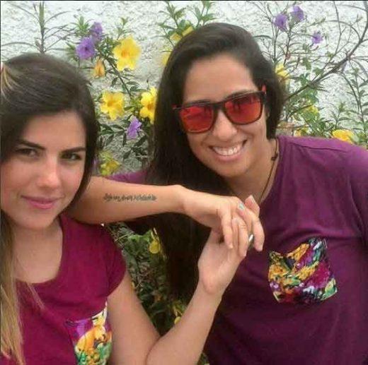 kelly Durán famosos venezolanos que han salido del closet