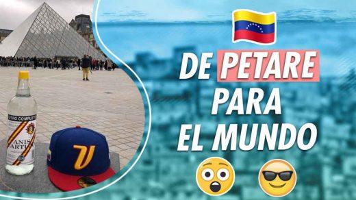 venezolano llevó Anís Cartujo a París