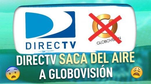 directv saca del aire a globovision tras sanciones