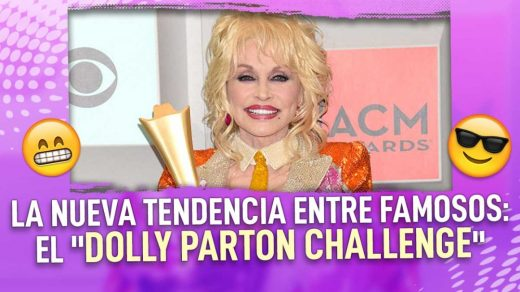 nueva tendencia dolly parton challenge
