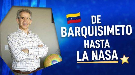 científico venezolano en la NASA