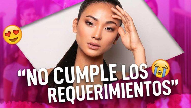 Jousy Chan Miss Venezuela
