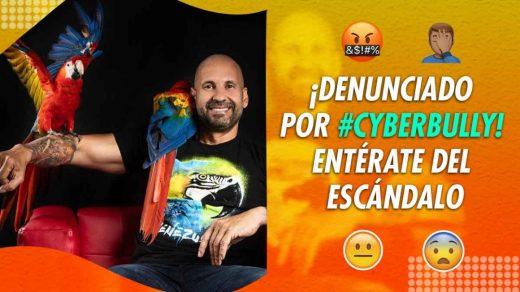 Richard Linares y sus guacamayas polemica
