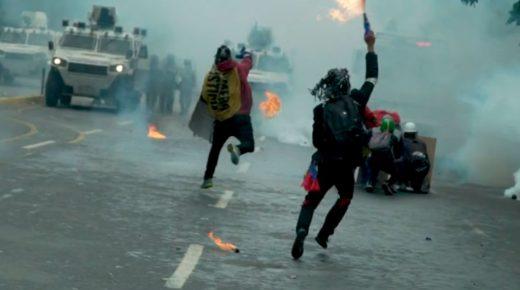 donde reina el caos documental venezolano
