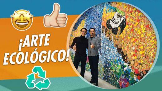 primer mural ecológico de Venezuela