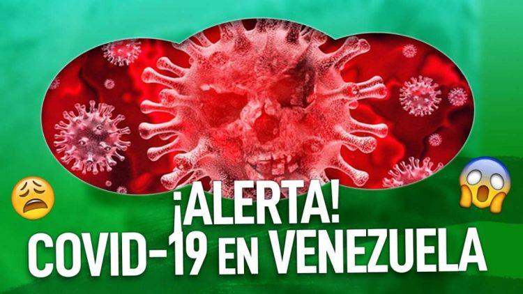 casos confirmados de coronavirus en Venezuela