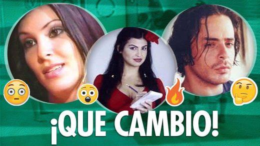 protagonistas de novela venezuela