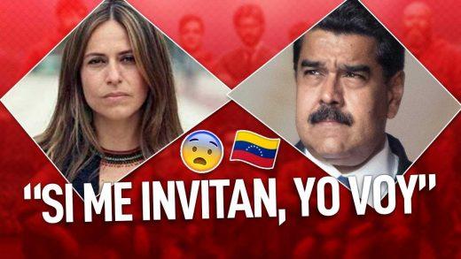 Itziar Ituño le responde a Maduro