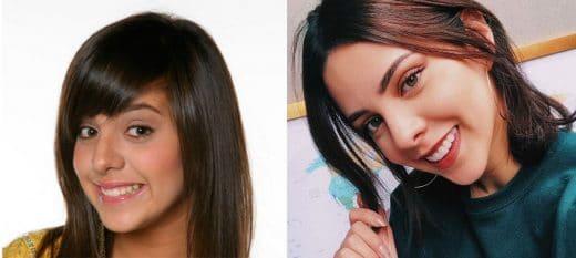 Sheryl antes y después