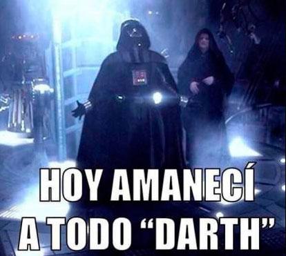 memes de star wars darth vader