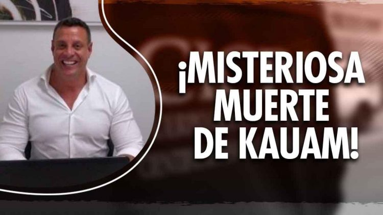 Muere el cantante Alberto Kauam