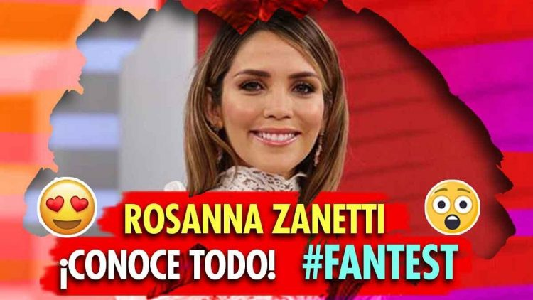 Rosanna Zanetti actriz venezolana
