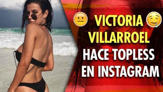 el lado sexy de Victoria Villarroel