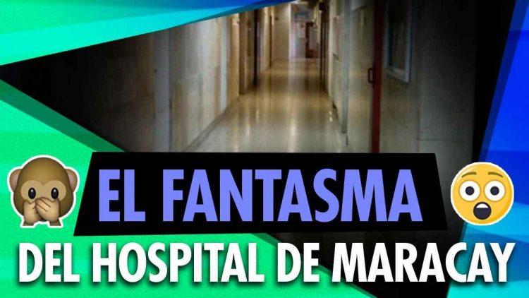 Enfermera capta fantasma en Hospital de Maracay
