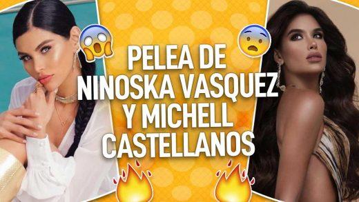 Pelea de Ninoska Vasquez y Michell Castellanos