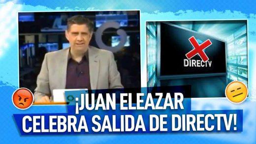 Juan Eleazar armó fiesta en Globovisión