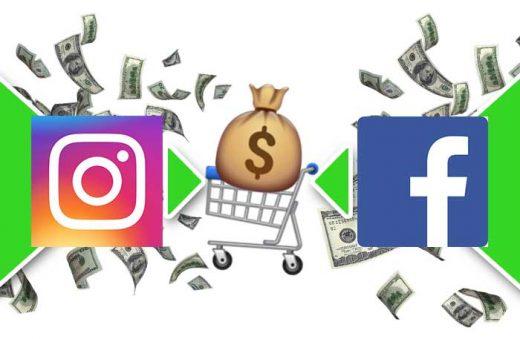 facebook e instagram seran tiendas virtuales