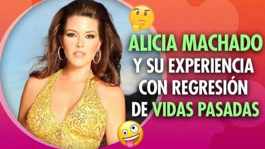 Alicia Machado asegura que fue hombre