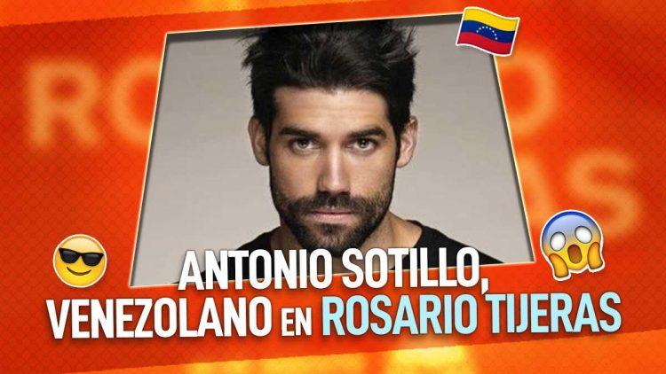 actor venezolano en Rosario Tijeras