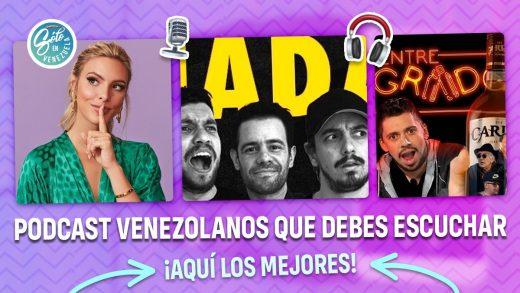 podcast venezolanos