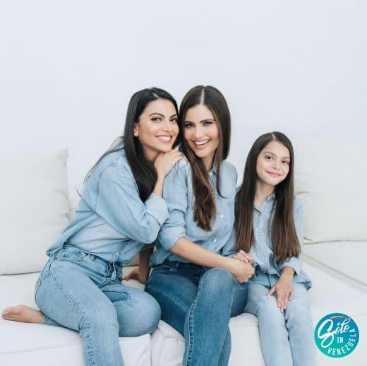 madres venezolanas famosas