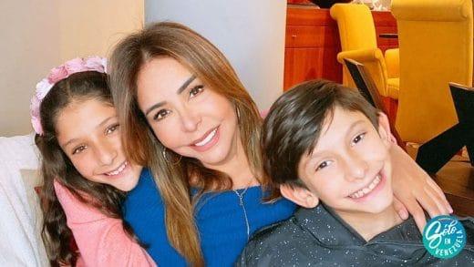 Famosas de la farándula venezolana y sus hijos